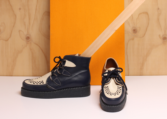 bstore Underground 03 Underground Creepers for B Store Autumn/Winter 2012