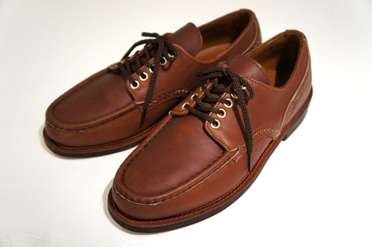 russell moc nepenthes 02 Russel Moccasin Co. for Nepenthes Oxford Shoe