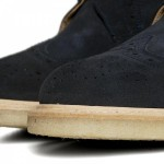 04 06 2012 trickersend golosh midnight5 2 150x150 Trickers for End Hunting Co. Repello Suede Long Wing Brogue