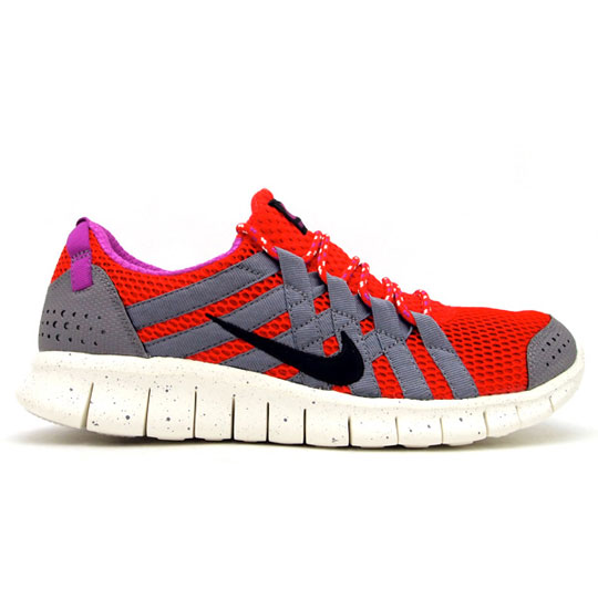 nike free powerlines 1 Nike Free Powerlines Red/Gray/Black