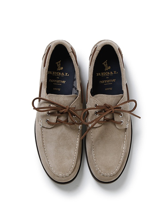 nonnative dweller deck shoes 2 Regal for Nonnative Dweller Deck Shoe