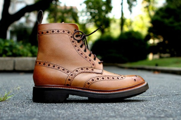 grenson 2012summer fred boot 1 Grenson 2012 Summer Fred Boot