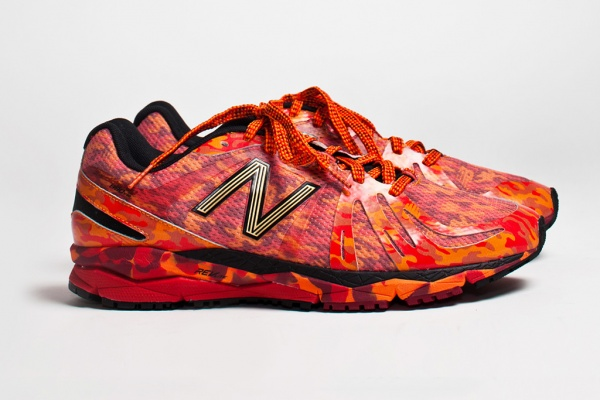 new balance m890 revlite orange 001 New Balance M890 Revlite Orange Sneaker