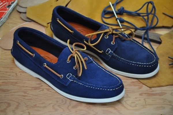sperry topsider maine boat shoes 10 630x418 Sperry Top Sider Made in Maine Collection