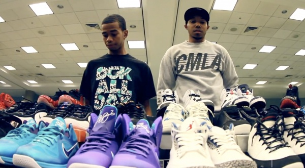 Sneaker Collectors Documentary Thrash Lab Sneaker Collectors Documentary