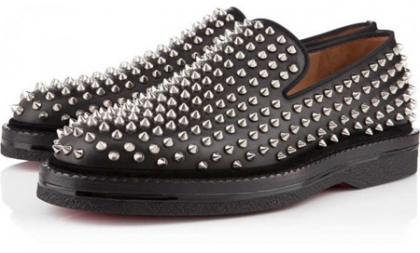 christian louboutin fred au 14 shoes 2 630x381 Christian Louboutin Fred au 14 Studded Shoe