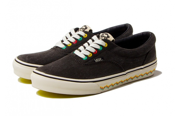 stussy alakazam era vans 1 Stussy x Alakazam! x Vans Era
