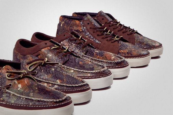 vans vault 2012 brushed camo pack 1 Vans Vault Brushed Camo Pack