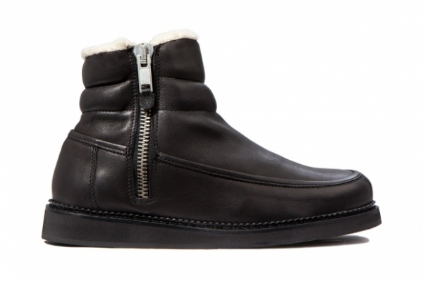 SILENT Damir Doma 2012 FallWinter Black Samaris Boot 1 620x413 SILENT by Damir Doma Fall/Winter 2012 Samaris Boot