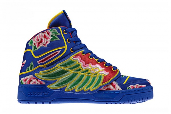 eason chan x adidas originals by jeremy scott 2013 js wings 1 Eason Chan x adidas Originals by Jeremy Scott JS Wings 2013