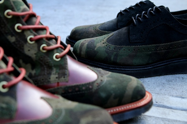 ronnie fieg x dr martens 2012 fall winter capsule collection part 2 1 Ronnie Fieg x Dr. Martens Fall/Winter 2012 Capsule Collection Pt. 2