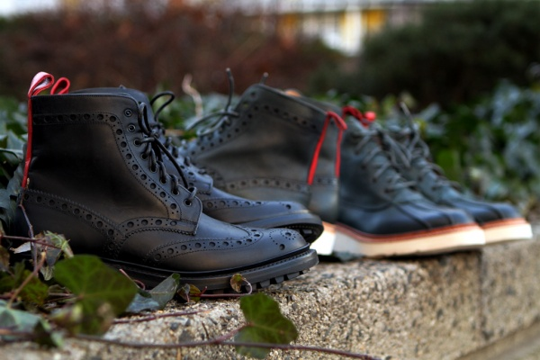 ronnie fieg x grenson 2013 capsule collection 1 Ronnie Fieg x Grenson 2013 Capsule Collection