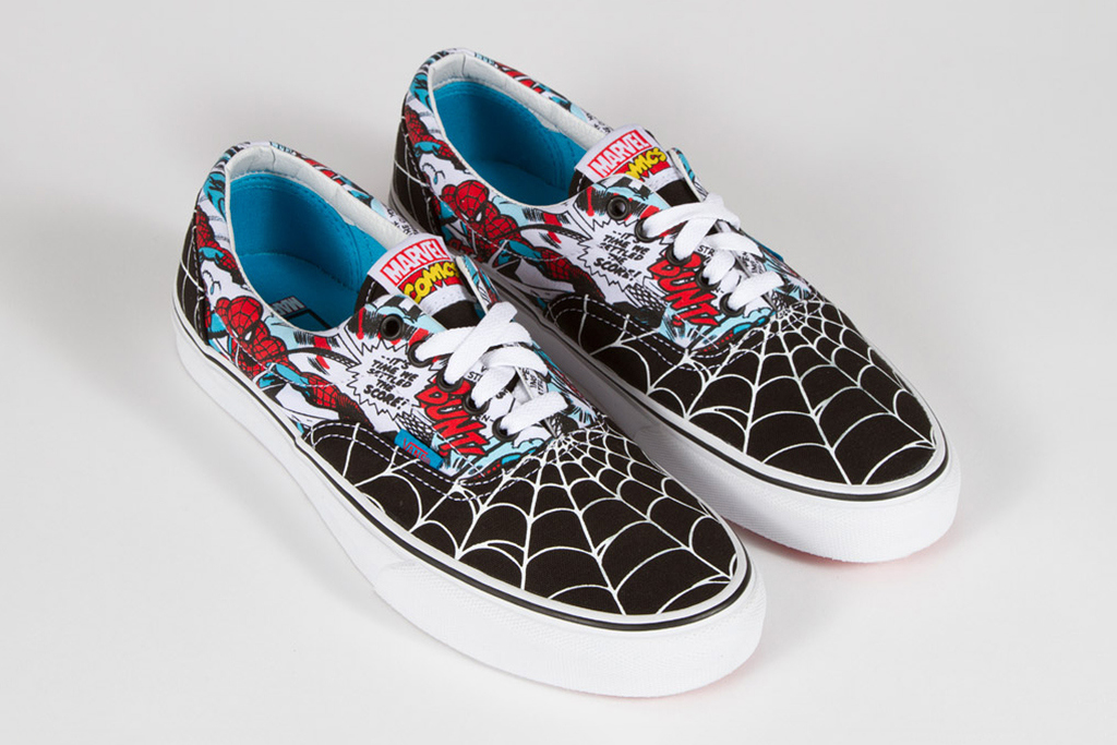 marvel x vans classics 2013 spring collection 6 Marvel x Vans Classic Spring 2013 Collection