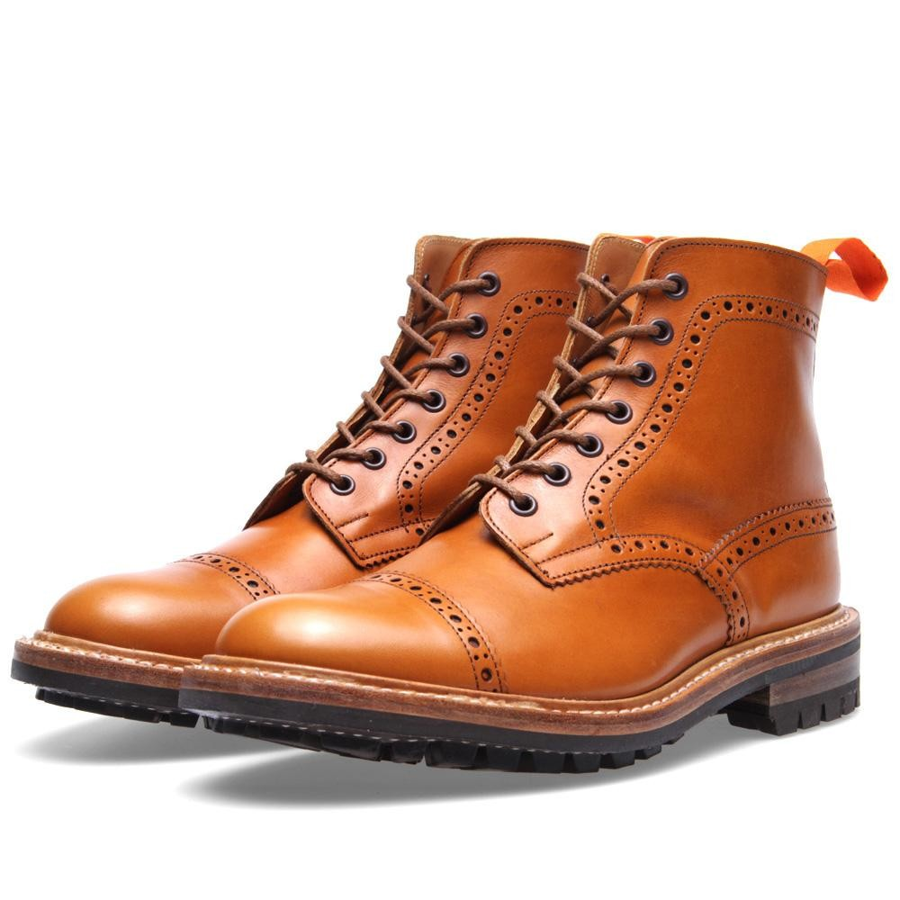 11 03 2013 junyatrickers superboot acorn z Junya Watanabe MAN x Trickers Super Boot