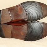 Men's Cole Haan Brown Leather Kiltie Tassel Loafers Sz 10 M