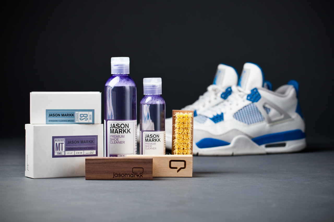 jason markk premium sneaker cleaning kit 1 Jason Markk Premium Sneaker Cleaning Kit