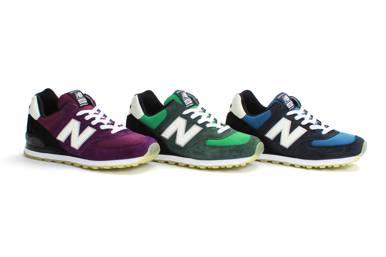 concepts x new balance 2013 spring summer us574 northern lights pack 1 Concepts x New Balance Spring 2013 US574 Northern Lights Pack