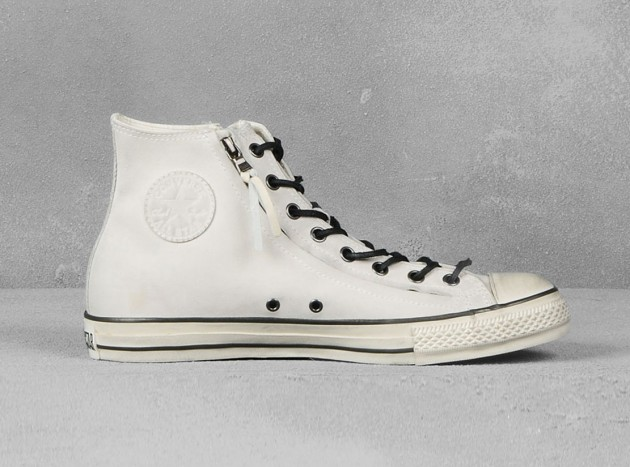 john varvatos converse chuckt taylor 02 630x467 John Varvatos for Converse Double Zip Chuck Taylor All Star