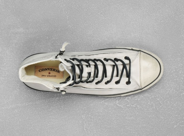 john varvatos converse chuckt taylor 04 630x467 John Varvatos for Converse Double Zip Chuck Taylor All Star