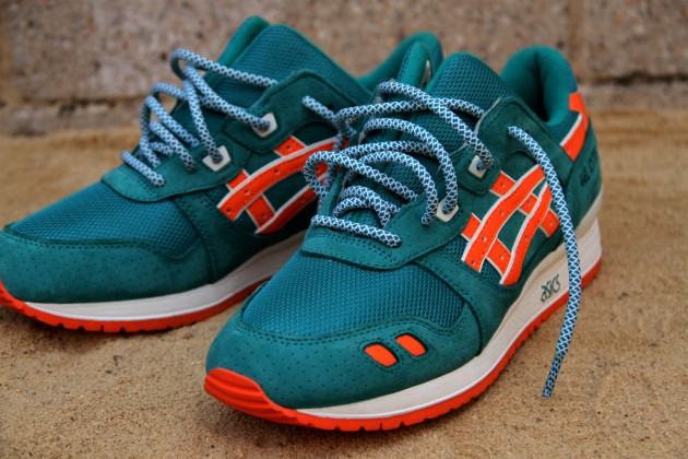 ronnie fieg asics gel lyte 3 new york miami beach 9 630x420 Ronnie Fieg x ASICS Gel Lyte III New York & Miami Sneakers