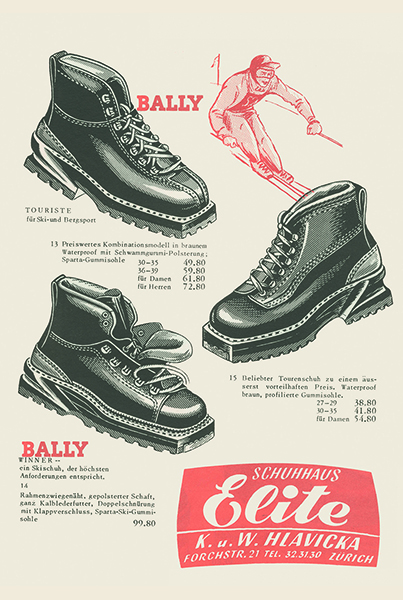 bally everest 05 Bally Celebrates 1953 Ascent Of Everest With Boot Capsule Collection