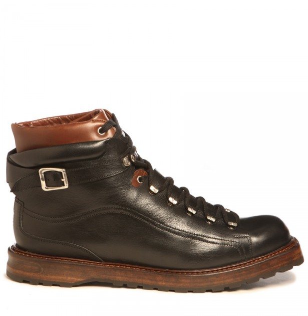 bally everest 08 615x630 Bally Celebrates 1953 Ascent Of Everest With Boot Capsule Collection