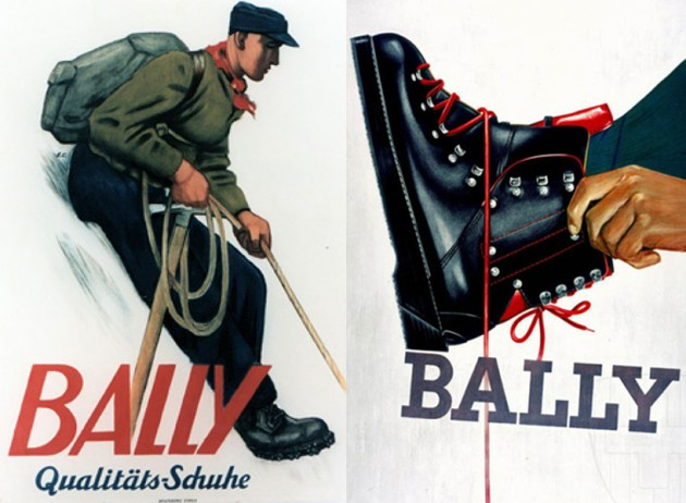 bally everest 12 630x462 Bally Celebrates 1953 Ascent Of Everest With Boot Capsule Collection