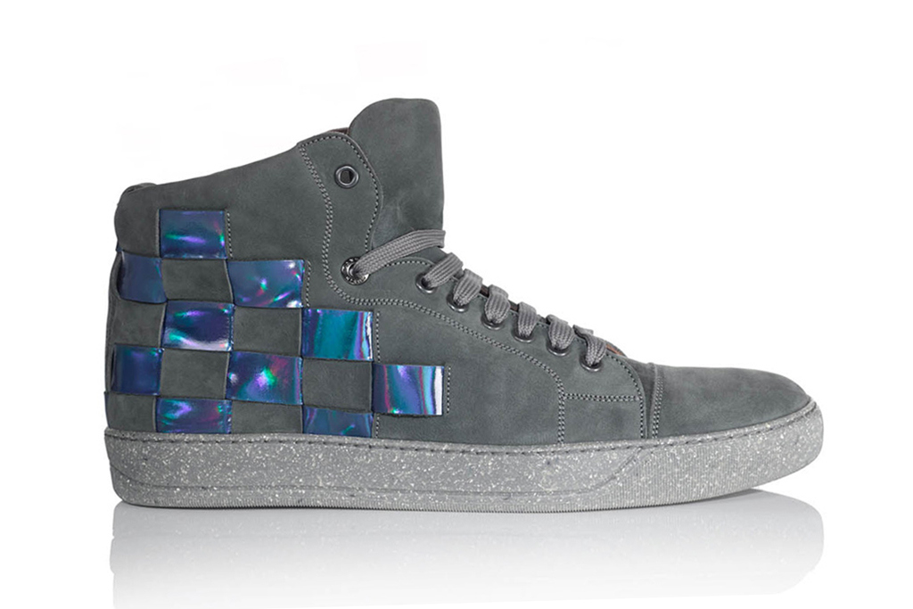 lanvin 2013 fall winter high top sneaker collection 2 Lanvin Fall/Winter 2013 High Top Sneaker Collection