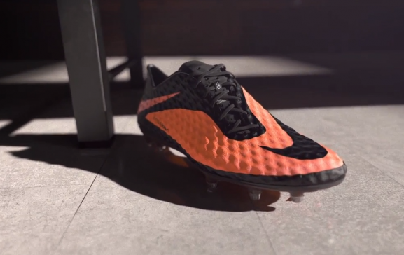 "Nike Football Hypervenom ""Deadly Breed"" Video"