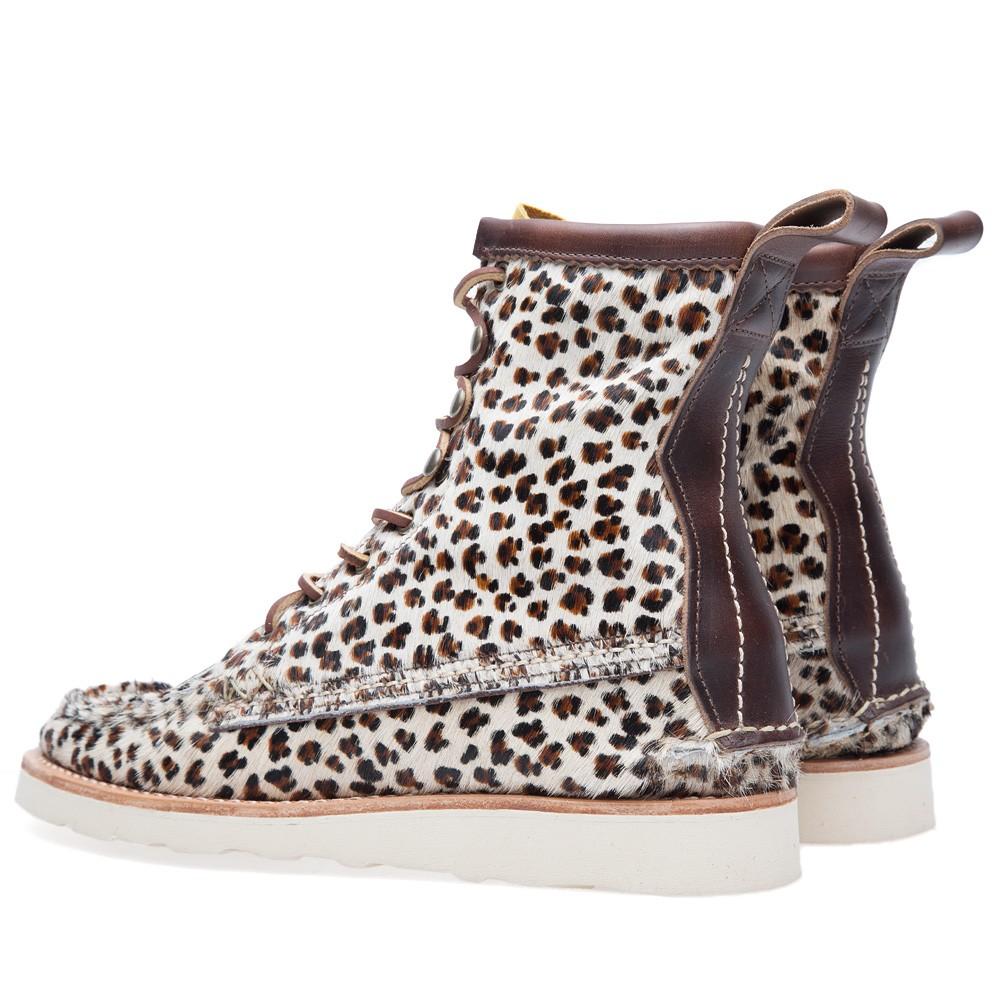 16 07 2013 yuke mocboot leopard2 Yuketen Maine Guide Boot