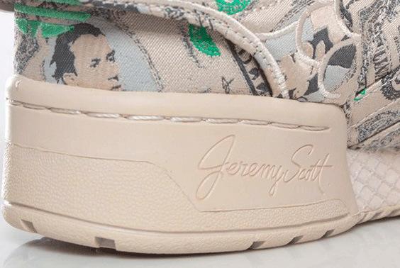 jeremy scott x adidas js wings 2 0 money 4 adidas Originals x Jeremy Scotts J.S. Wings 2.0 Money