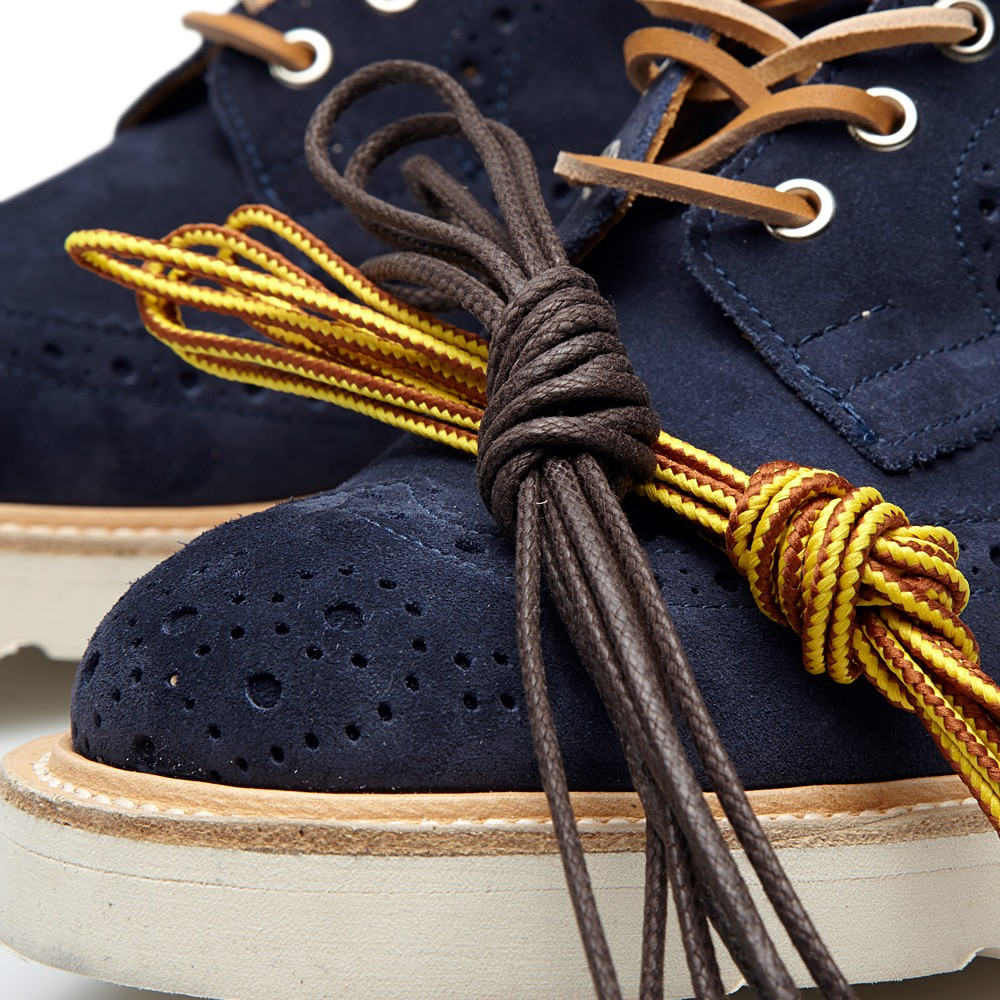 19 08 2013 endtrickers navy10 Trickers x End. City Pack Vibram Stow Boot
